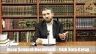 Türkiye Daru'l Harb mi? | İhsan Şenocak