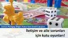 İletişim ve aile sorunlarına ilaç: Kutu oyunları