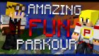 Minecraft Parkour - 4 Element Parkour | Bir İşe Yara! w/PoleStarTT