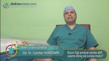 Boyun Fıtığı Ameliyatı Sonrası İyileşme Süreci