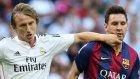Messi'yi Görünce Kaçan Modric