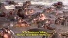 hipopotamlar timsahı arasına alıp saldırıyor
