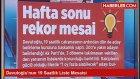 Davutoğlu'nun 19 Saatlik Liste Mesaisi