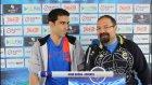 Maç öncesi - Arvento- Mekra Lang /Ankara/Business Cup 2015