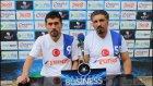 Maç öncesi - Yunus Market /Ankara/Business Cup 2015