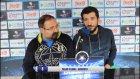 Maç Sonrası - Arvento / Basın Toplantısı/ Ankara/ Business Cup 2015
