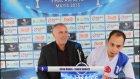 Maç Sonrası/ Basın Toplantısı/ Yunus Market - Ankara/ Business Cup 2015