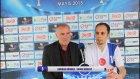 Maç Sonrası - Yunus Market / Basın Toplantısı/Ankara/Business Cup 2015
