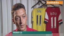 Mesut Özil: Alman-Türk Olarak Anılmak İstemiyorum