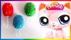 Oyun Hamurundan Dondurma Sürpriz Yumurta Minişler Oyuncak Oyun Hamuru TV Videoları