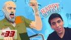 Happy Wheels Bölüm-33 | Bisikletli Amcalar!