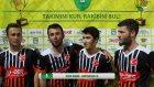 Captanlar FC vs Gelatte Basın Toplantısı / Antalya / iddaa RakipBul Ligi 2015 Açılış Sezonu