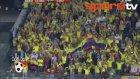 Kolombiya zorlanmadı!