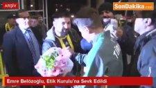 Emre Belözoğlu, Etik Kurulu'na Sevk Edildi