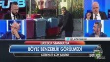 Leğenci Lucescu İstanbul'da!