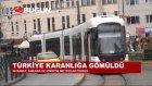 Türkiye'de Elektrik Kesintisi!