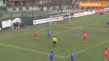 Ümit Milli - Bosna Hersek: 2 - Türkiye: 1