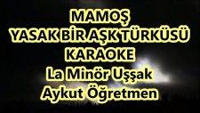 Mamoş Pencereden Bir Taş Geldi La Minör Uşşak Karaoke Md Altyapısı Türkü Sözü