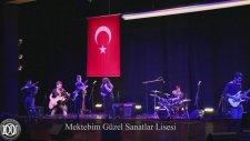 2. Olan Okul Mektebim Koleji Güzel Sanatlar Lisesi Doğuş Üniversitesi Liseler Arası Müzik Yarışması