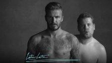 Beckham'dan Olay Yaratan Görüntüler!