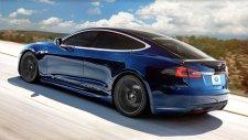 Dünyanın En Hızlı Elektrikli Arabası Tesla Sp85