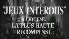 Forbidden Games - Jeux interdits (1952) Fragman