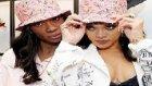 Rihanna Partiye Damga Vurdu!