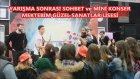 Mektebim Güzel Sanatlar Lisesi Vodafone FreeZone Mini Konser ve Sohbet 2