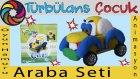 Oyun Hamuru Araba Seti | Türbülans Çocuk | Play Doh Car Set