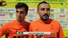 Gürkan Teknik-Antalya FC macın röportajı / antalya /