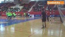 Hentbol - Muratpaşa Belediyespor: 39 - İzmir Büyükşehir Belediyespor: 33