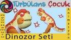 Oyun Hamuru Dinozor Seti | Türbülans Çocuk | Play Doh Dinosaur Set