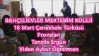 18 Mart Çanakkale Türküsü Bahçelievler Mektebim Koleji Müzik Dersi Provalar