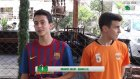 Barcelona il idare - Adana S.G. basın toplantısı  / ADANA / iddaa Rakipbul Ligi 2015 Açılış Sezonu