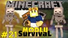 Minecraft Modlu Survival - Dark Knight - Bölüm 21