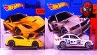 Hot Wheels 2 Farklı Oyuncak Araba Paketi Açma