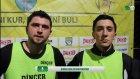 Kardeşgücü-İstasyonspor/Basın Toplantısı/İddaa Rakipbul Açılış Ligi 2015/SAMSUN