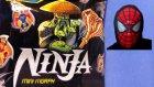 Ninja Mini Morph Sürpriz Oyuncak Paketi Açma