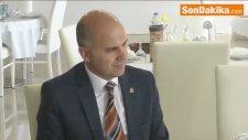 TRT Genel Müdürü Göka, Tsyd Ankara Şubesi Yönetim Kurulu Üyelerini Kabul Etti