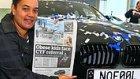 1 Nisan'da Gazeteye Bedava Otomobil İlanı Veren BMW