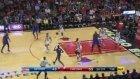 Reggie Jackson'dan ilginç basket