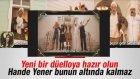 Beyaz'dan Hande Yener'e Sebastian Klibi İZLE HD Beyaz Show Hande Yener Sebastian Şarkısı 04.04.2015