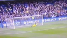 Charlie Adam'ın kendi sahasından attığı gol