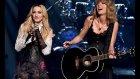 Madonna ve Taylor Swift Aynı Sahnede!