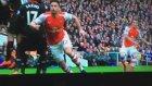 Mesut Özil'den harika frikik golü
