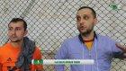 Gürkan Teknik-The Lions maçın röportajı / antalya /