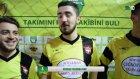 KUZEYİN YILDIZLARI-FCBP RÖPORTAJ /İSTANBUL/ iddaa Rakipbul Ligi 2015 Açılış Sezonu