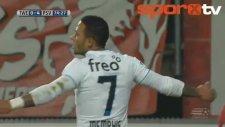 PSV'den Twente'ye büyük fark!