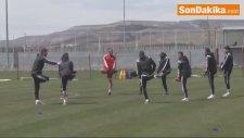 Sivasspor'da Kupa Mesaisi