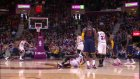 Kyrie Irving Nails Bomb from 50 Feet!